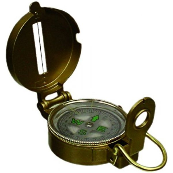 Red Rock Outdoor Gear Survival Compass 1 Red Rock Outdoor Gear Metal Lensatic Compass