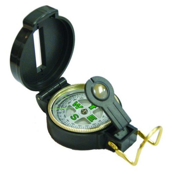 UST Survival Compass 1 UST Ultimate Survival Technologies Lensatic Compass