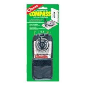 Coghlan's Survival Compass 1 Coghlan's Combination Compass with Custom Case