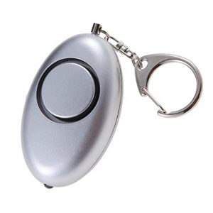Guard Survival Alarm 1 Guard 130dB Personal Alarm with LED Flashlight,Self Defense Keychain,Loudest Emergency Survival Whistle for Jogger/Women/Kids/Elderly/Night Worker/Attack/Rape/Protection,Bag Decoration