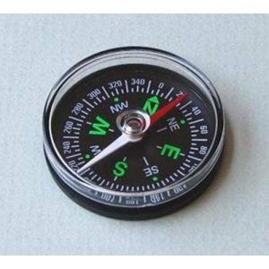 SEOH Survival Compass 1 Compass Magnetic Plastic Body 40mm Pack of 100