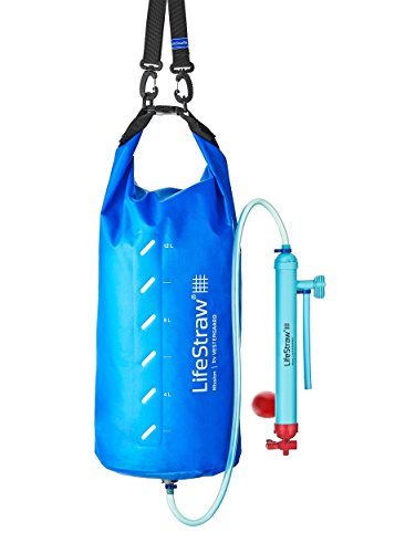 LifeStraw  1 LifeStraw Mission Water Purification System