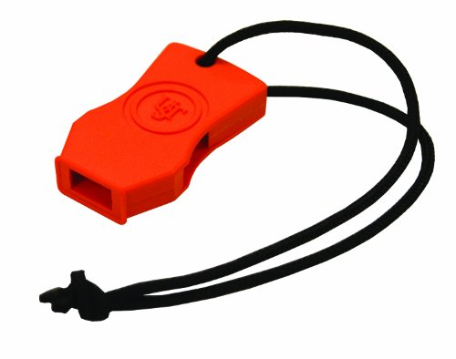 UST  1 UST JetScream Floating Whistle with Powerful 112 dB Signal