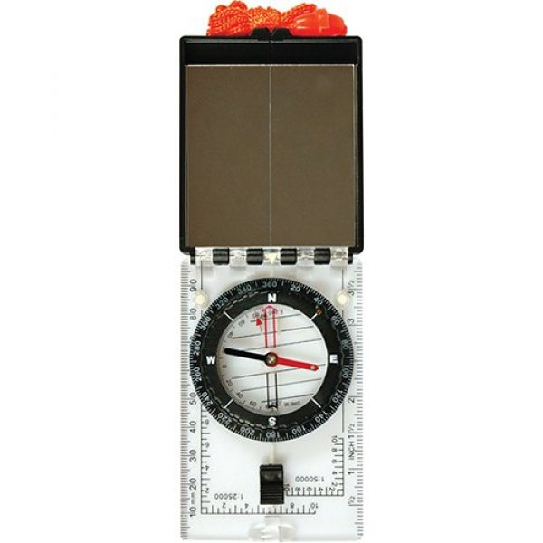 UST Survival Compass 1 UST Folding Map Compass
