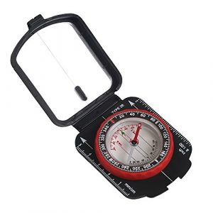 Stansport  1 Stansport Multi-Function Compass with Mirror