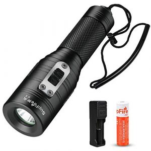 SupFire  1 SupFire Dive Flashlight
