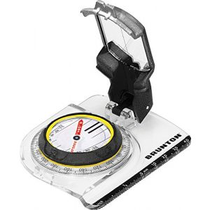 Brunton Survival Compass 1 Brunton TruArc7 Sighting Mirror Compass