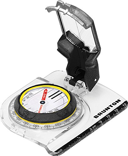 Brunton  1 Brunton TruArc7 Sighting Mirror Compass