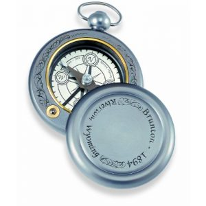 Brunton Survival Compass 1 Brunton - USA 1894 Gentleman's Compass
