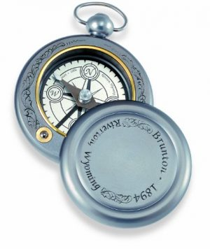 Brunton  1 Brunton - USA 1894 Gentleman's Compass