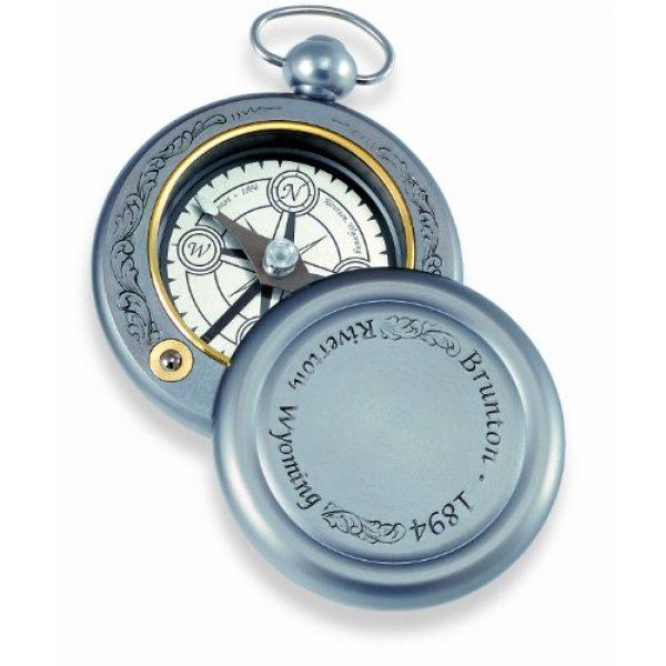 Brunton Survival Compass 1 Brunton - USA 1894 Gentleman's Compass