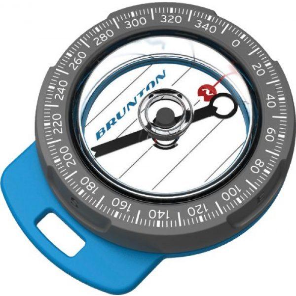 Brunton Survival Compass 1 Brunton Tag Along Zipper Pull Compass