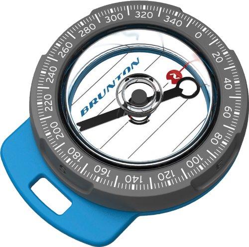 Brunton  1 Brunton Tag Along Zipper Pull Compass