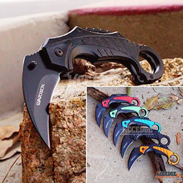 KCCEDGE BEST CUTLERY SOURCE Folding Survival Knife 1 KCCEDGE BEST CUTLERY SOURCE Pocket Knife Camping Accessories Survival Kit Razor Sharp Survival EDC Karambit Folding Knife Camping Gear 56553