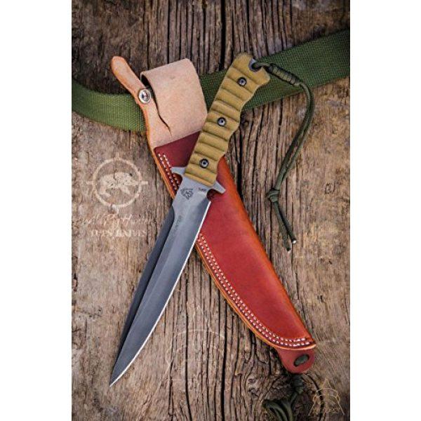 TOPS Knives Fixed Blade Survival Knife 1 Tops Knives Wild Pig Hunter