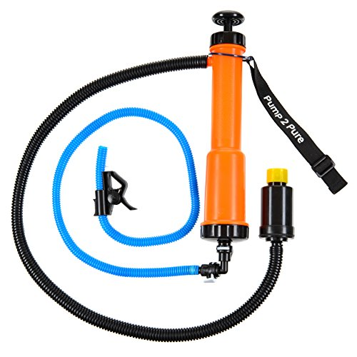 Seychelle  1 Seychelle Portable Water Filter Camping Pump - Outdoors
