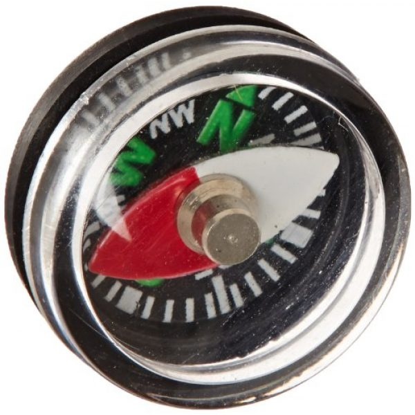 Ajax Scientific Survival Compass 1 Ajax Scientific Magnetic Compass, 15mm Diameter