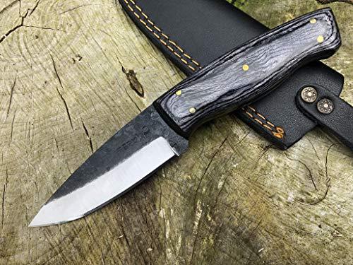 Perkin  5 Perkin PK1500 Hunting Knife with Sheath
