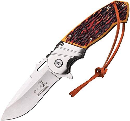 Elk Ridge  1 Elk Ridge - Outdoors Spring Assisted Folding Knife