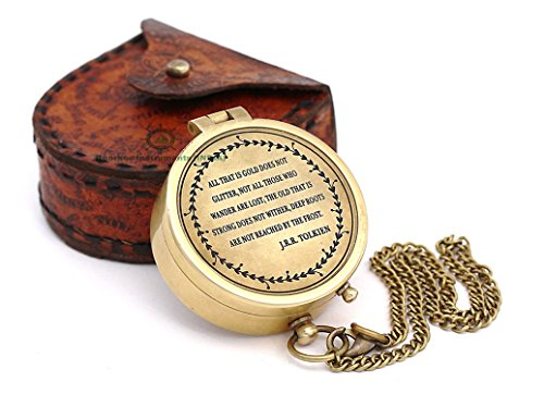 Roorkee Instruments India Survival Compass 1 Roorkee Instruments India Engraved Compass Directional Magnetic Personalized Gift for Camping, Hiking and Touring