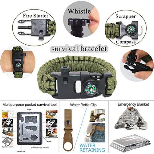 Survival Kit 12 in 1