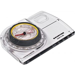 Brunton Survival Compass 1 Brunton TruArc5 Baseplate Mapping Compass