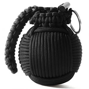 Holtzman's Gorilla Survival  1 Holtzmans Survival Kit Paracord Grenade The #1 Best 48 Tool Emergency kit