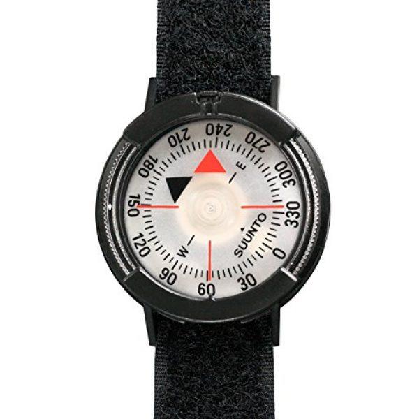 SUUNTO Survival Compass 1 Suunto M-9 w/Velcro Strap Compass