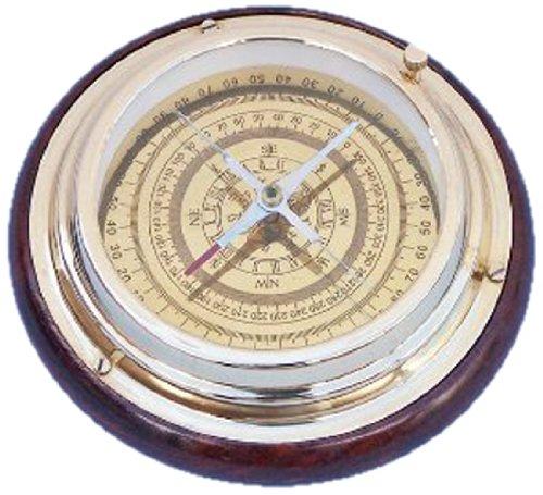 Hampton Nautical  1 Hampton Nautical Brass Directional Desktop Compass
