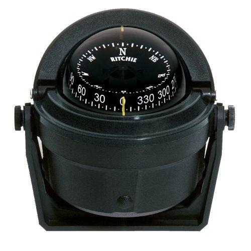 Ritchie Navigation  1 Ritchie Navigation B-81 Voyager Bracket Mount Combi-Dial Compass
