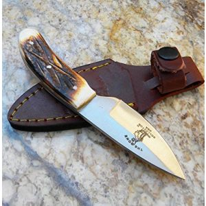 Bone Collector Fixed Blade Survival Knife 1 Bone Collector Hand Made Skinning / Hunting Knife BC808