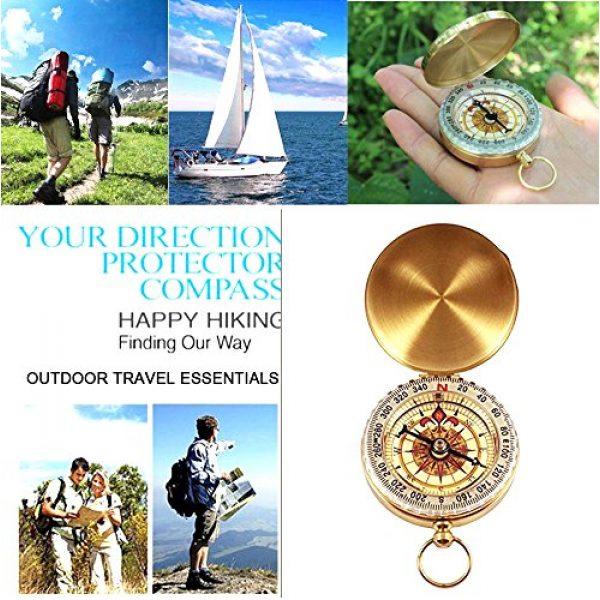 GOGOMY Survival Kit 3 Gogomy Emergency Survival Kits 13 in 1 - Camping, Hiking & Climbing Survival Kits Tools