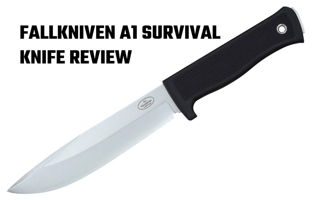 Fallkniven A1 Survival Knife Review