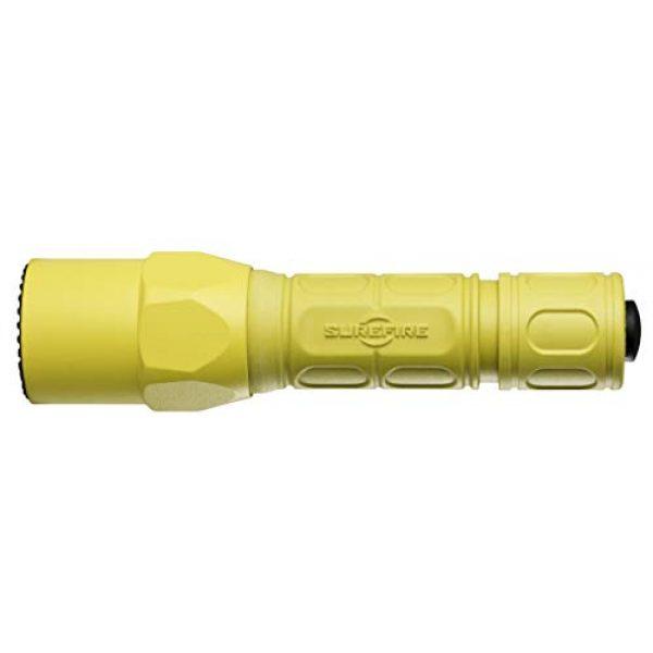 SureFire Survival Flashlight 2 SureFire G2X Series LED Flashlights with Lumen Upgrade and Tough Nitrolon Body