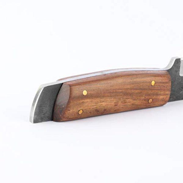 Perkin Fixed Blade Survival Knife 2 Perkin PK800 Hunting Knife with Sheath Fixed Blade Knife