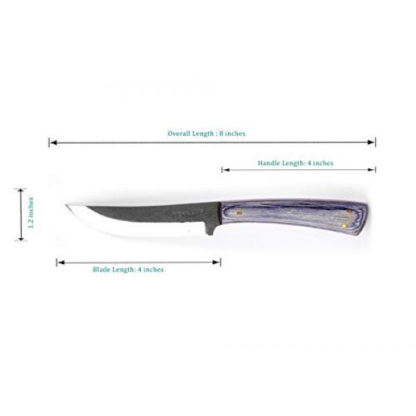 Perkin Fixed Blade Survival Knife 5 Perkin PK850 Hunting Knife with Sheath Fix Blade Knife with Sheath