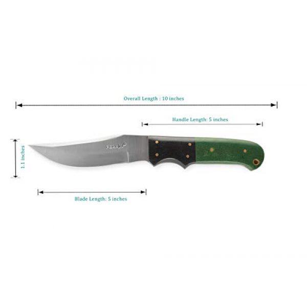 Perkin Fixed Blade Survival Knife 4 Perkin 5400 Fixed Blade Hunting Knife with Sheath Fix Blade Knife