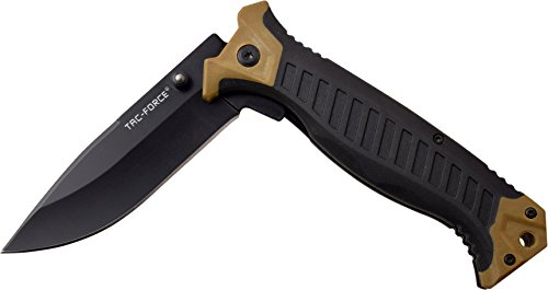 Black Straight Edge Blade