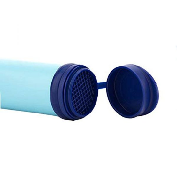 LYM Survival Water Filter 7 LYM Portable Water Filter 2000L Emergency Camping Equipment