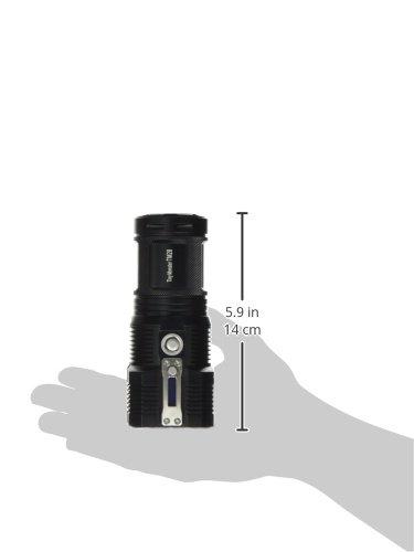 Nitecore  7 Nitecore TM28 Tiny Monster 6000 Lumen QuadRay Rechargeable Flashlight