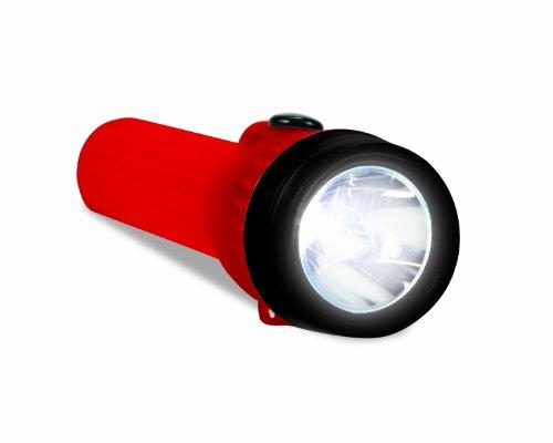Life Gear  2 Life Gear Mini LED Flashlight with Glow Handle