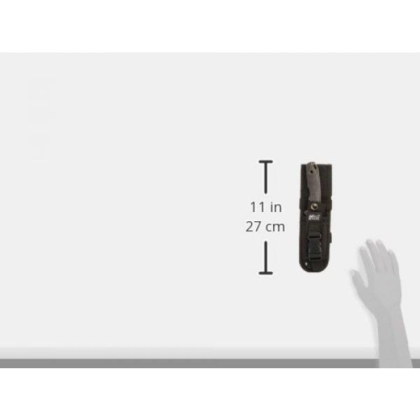 MTECH USA Fixed Blade Survival Knife 3 MTECH USA Xtreme MX-8110BK Fixed Blade Knife, 9-Inch