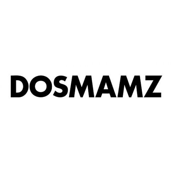 "DOSMAMZ Survival Fire Starter 2 DOSMAMZ Tactical 1/2"" x 5"" Ferrocerium (Ferro) Rods Flint Fire Starter, Magnesium Fire Steel Rod, Perfect to DIY Your own Emergency Tool Kit"
