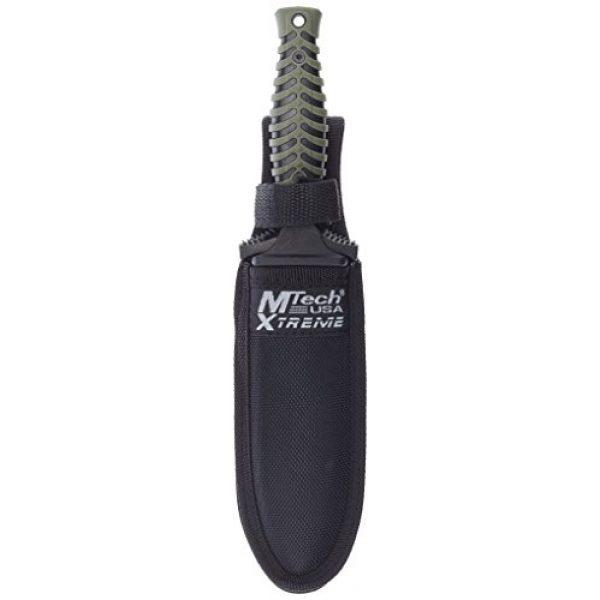 MTECH USA Fixed Blade Survival Knife 2 MTECH USA Xtreme MX-8089BGT Fixed Blade Knife, 7.5-Inch
