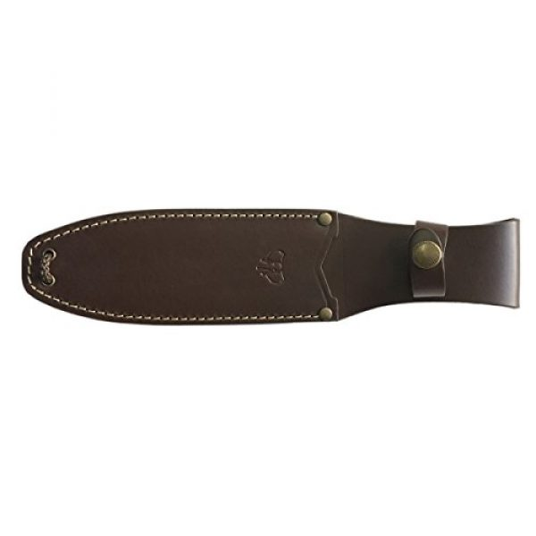 Cudeman Fixed Blade Survival Knife 2 Cudeman Survival Knife 291-K Model Boina Verde Cadet, with Cocobolo Handle and Blade of 5.9 inches, Camping Tool for Fishing, Hunting, Sports Activity + Multifunction Gift Card