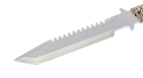 """SE  2 SE 11"""" Full Tang Knife with Firestarter - KHK6280"""