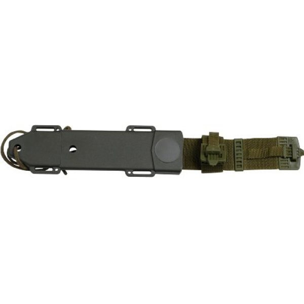 MTECH USA Fixed Blade Survival Knife 3 MTECH USA Mt-676Tb Fixed Blade Knife 12-Inch Overall