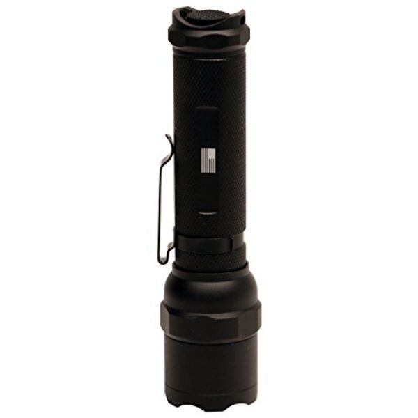 LA Police Gear Survival Flashlight 2 LA Police Gear Recon C1 850 Lumen Tactical Flashlight