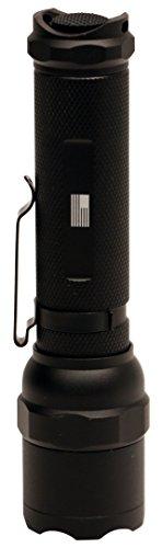 LA Police Gear  2 LA Police Gear Recon C1 850 Lumen Tactical Flashlight