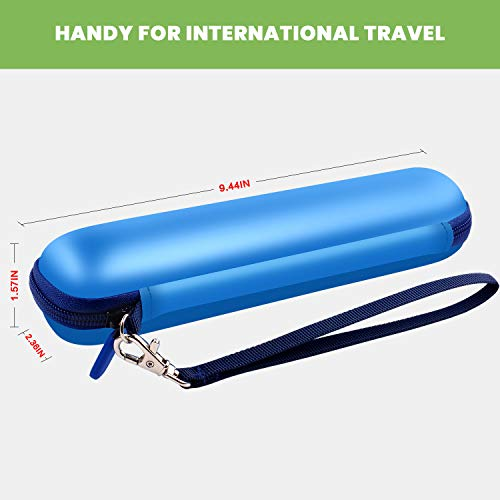 Hiking/Backpacking/Survival Gear Box - Sky Blue